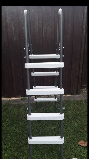 Pool ladder for Sale in Dallas, TX