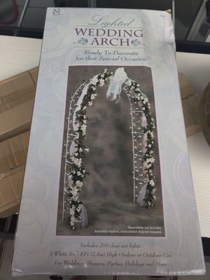 Wedding arch for Sale in Falls Church, VA