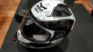 Kali Protectives NAZA Carbon Liberty Helmet (Black, Medium)Motorcycle for Sale in Hillsboro Beach, FL