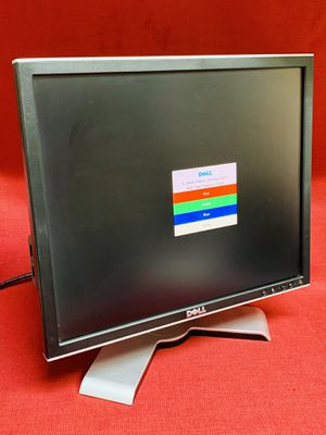 Dell Computer Monitor 19 Inch 1908FPb LCD w/ Adjustable/Swivel Stand*WORKS GOOD for Sale in Las Vegas, NV