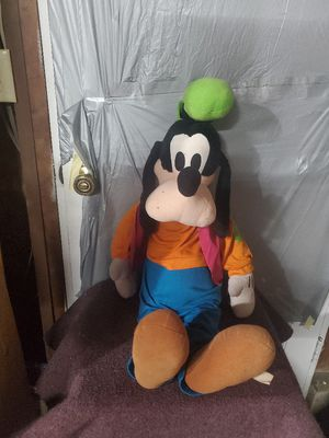 Large GOOFY stuffed animal for Sale in Beaverton, OR