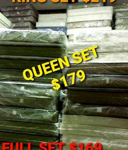 QUREN SET $179 》》》 KING SET $219 》》》 FULL SET $169 》》》 TWIN SET $149 for Sale in North Las Vegas,  NV