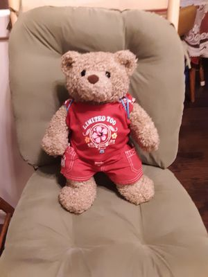 Stuffed with hugs and good wishes build a bear works shop serious buyers for Sale in Fallbrook, CA