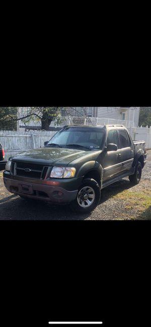 2001 low miles Ford Explorer SPORT Trac for Sale in Fort Belvoir, VA