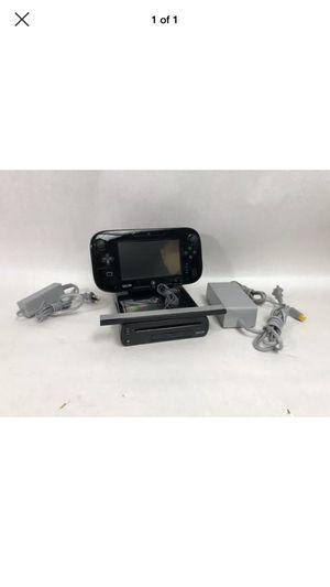 Nintendo Wii U 32GB Console Deluxe Set for Sale in Miami, FL