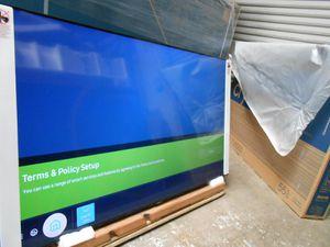 55 Inch Samsung 4K Smart TV 2020 TU8000 Crystal UHD 8 Series with Netflix YouTube WiFi Internet Streaming Voice Control UN55TU8000FXZA for Sale in Santee, CA