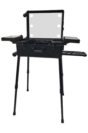 Make up case , with usb & LED for Sale in Ruskin, FL