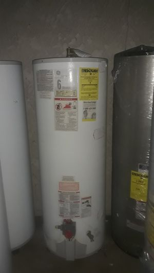 Water heater general electric 50 galons gas for Sale in Bloomington, CA