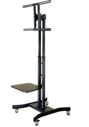 MonMount 8620B Mobile Rolling TV Cart Mount - Holds LED/LCD TVs up to 60-Inches for Sale in Henderson, NV