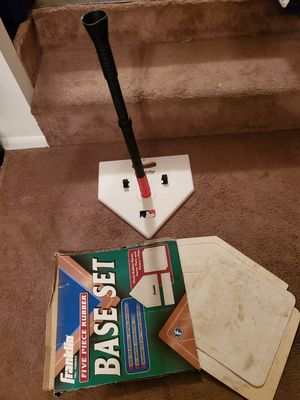 T ball and bases for Sale in Reynoldsburg, OH