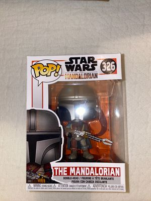 The Mandalorian funko pop # 326 for Sale in Fairfax, VA