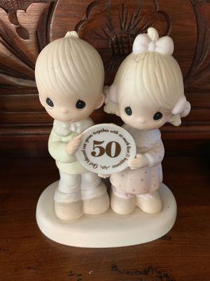 50th Anniversary Precious Moments for Sale in Vista, CA