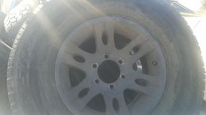 Toyota Rims and tires 16inch rims for Sale in Hollister, CA