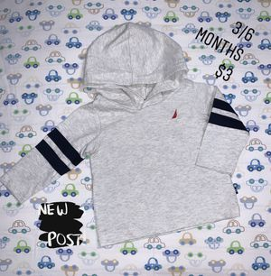 Baby boy clothing🌱 Náutica 🌱 3/6 months for Sale in Paramount, CA