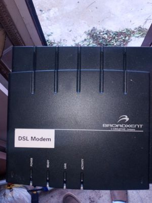 BROADXENT DSL Modem for Sale in Westchester, CA