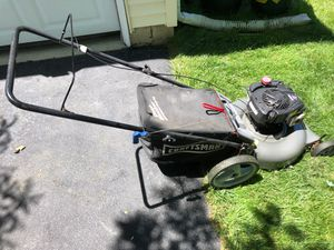Craftman lawn mower for Sale in Cranbury, NJ