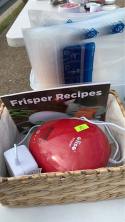 Oliso Frisper Vacuum Sealer for Sale in Plano,  TX