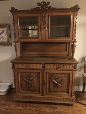 Antique Sideboard for Sale in Elmhurst, IL