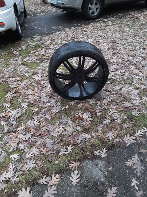 24 inch rims for Sale in South Boardman, MI