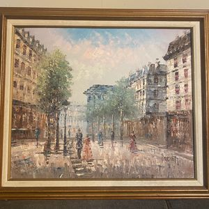 Oil Painting for Sale in Vacaville, CA