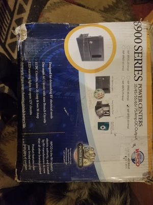 RV Power Converter 55 amp. #WF 8955 for Sale in Waterford, CA