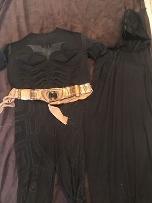 Batman Costume for Kids ( 8 - 10) for Sale in Antioch, CA