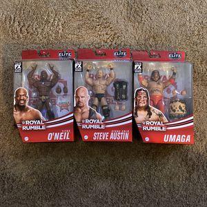 Wwe Elite Royal Rumble Bundle for Sale in Pico Rivera, CA