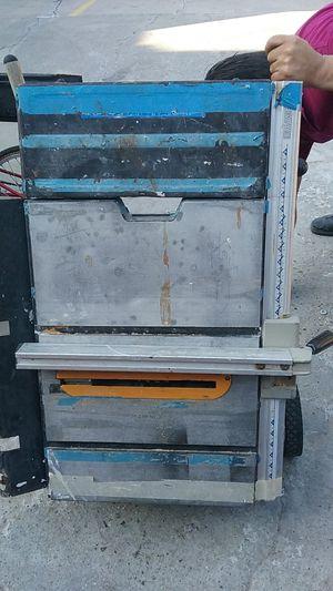 Ryobi Table Saw for Sale in Oceanside, CA
