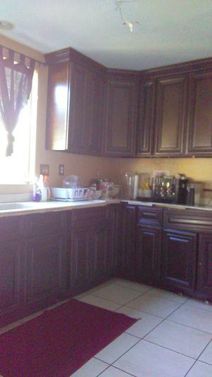 kitchen kitchen cabinets $1,200 for Sale in Stockton, CA