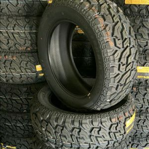 33x12.50r20 Or 35x12.50r20 Mt New Tires for Sale in Fresno, CA