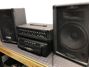 PA Audio System for Sale in Silver Spring, MD