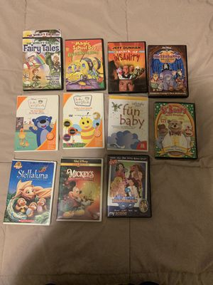 DVD BUNDLE of children movies for Sale in The Bronx, NY