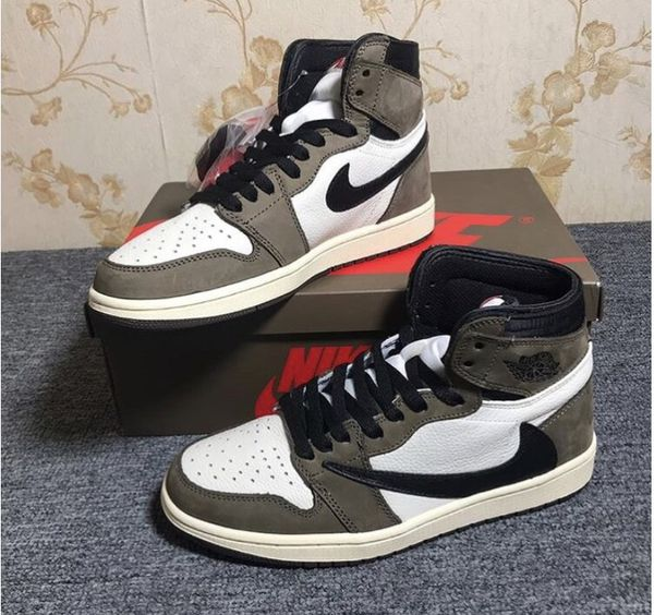 Travis Scott Air Jordan 1's all sizes available