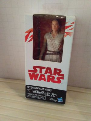 STAR WARS REY ACTION FIGURE! NEW IN BOX!!! for Sale in Columbus, OH