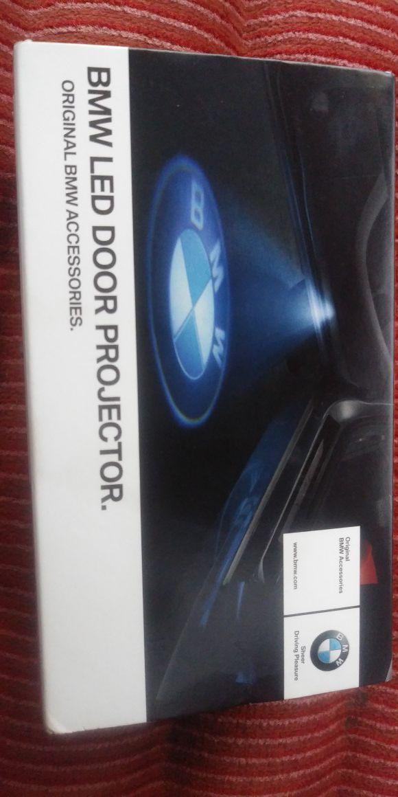 BMW door projector