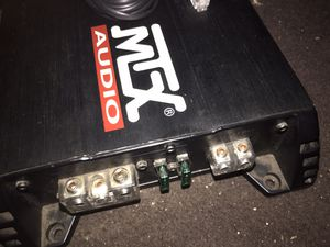 Mtx amplifier for Sale in Arlington, TX