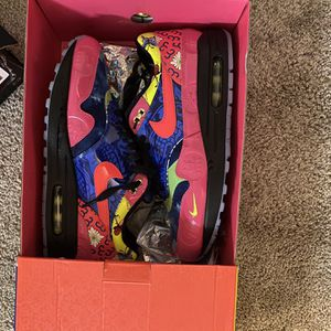 Nike Air Max 1 Chinese New Year Longevity for Sale in Raleigh, NC