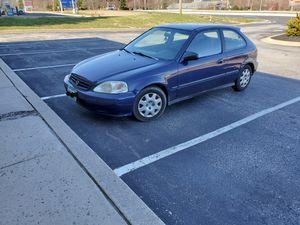 1999 Honda civic dx hatchback for Sale in Bel Air, MD