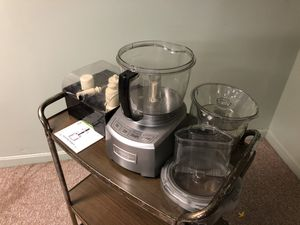 Cuisinart Elite 14 cup Food Processor for Sale in Cleveland, OH