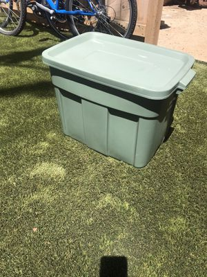 Rubbermaid 18-Gallon Storage Containers for Sale in Encinitas, CA