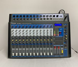 Amplifier Mixer .1100 watts RMS Power.Bluetooth.USB.Sounds effectsBrand new for Sale in Miami, FL