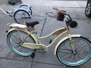 Huffy Panama Jack 26-inch Beach Cruiser Bike for Women for Sale in Dearborn, MI