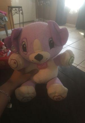 Leap frog teddy bear for Sale in Pasadena, TX