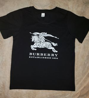 Brand new Burberry Strectch Cotton Blouse Size Medium for Sale in Evans City, PA