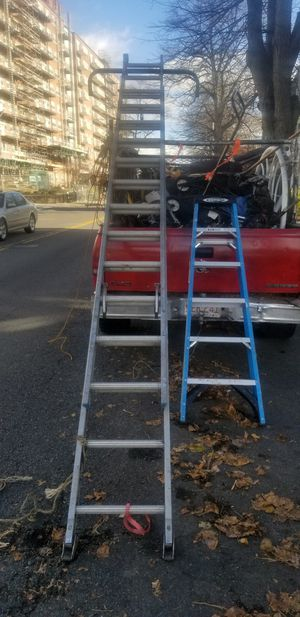2 40' ladders for Sale in Revere, MA
