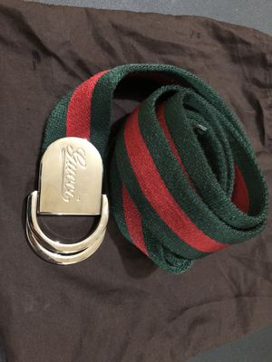 Gucci Wooven Belt for Sale in San Francisco, CA