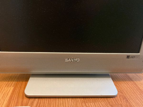 Sanyo TV for parts
