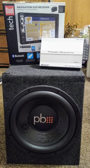 Stereo System Like New for Sale in Amelia, OH