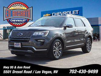 2018 Ford Explorer for Sale in Las Vegas,  NV