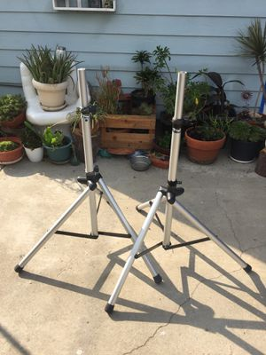 Anchor Speaker Stands (4-Total) $45 each -Professional DJ Equipment for Sale in Rolling Hills Estates, CA